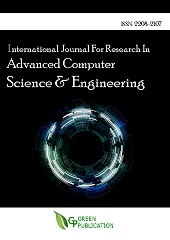 International Journal For Research In Advanced Computer Science And Engineering (ISSN: 2208-2107)