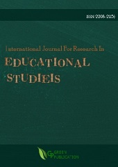 International Journal For Research In Educational Studies (ISSN: 2208-2115)